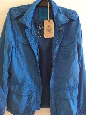 Blaue Jacke von Gaastra in Größe M