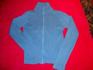 blaue Jacke von H&M only Größe 34 / 36 basic