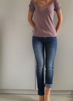 Blaue Jeans Absolut Neu