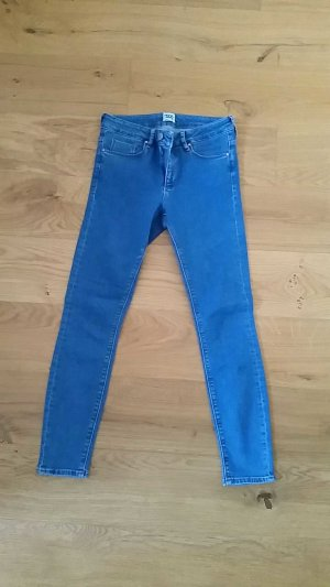 blaue Jeans, Asos, Gr.28/32