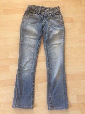 Blaue Jeans Flashlights XS