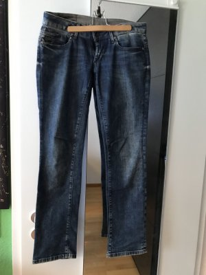 Blaue Jeans G-Star
