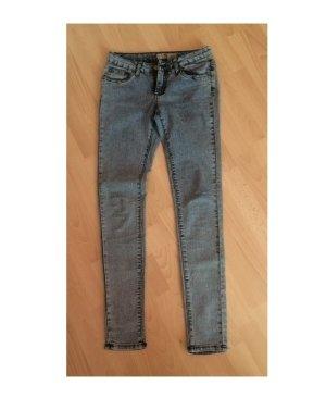 blaue Jeans Gr. 36