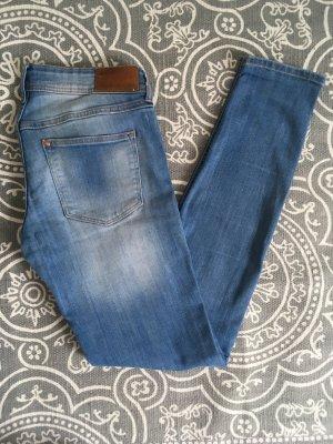 Blaue Jeans H&M