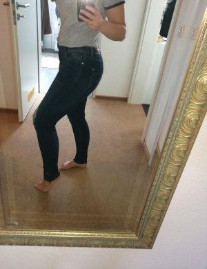 Clockhouse Jeans skinny blu scuro