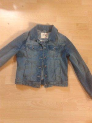 Blaue Jeans Jacke von H&M