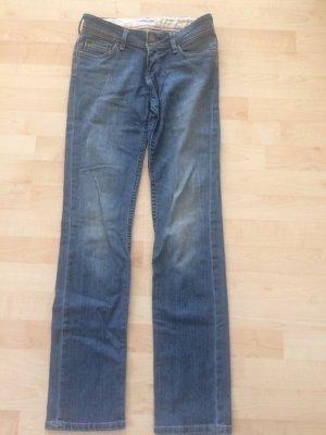 Blaue Jeans Lee Größe XS