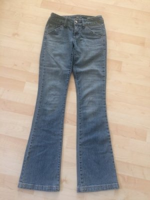 Blaue Jeans Morgan 32 Boot Cut