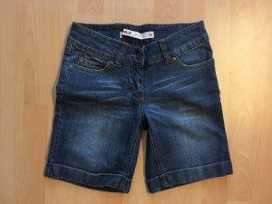 Blaue Jeans-Short von Only
