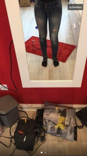 Blaue Jeans tally weijl