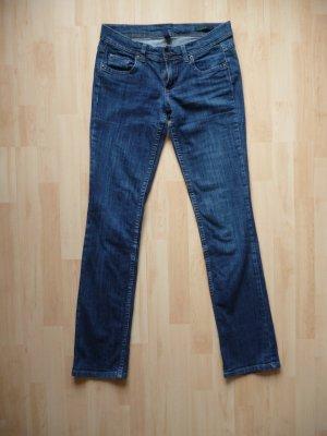 Blaue Jeans von Benetton, Gr. 28