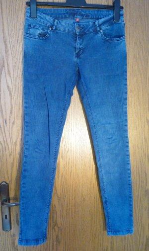 Blaue Jeans von Fishbone in Größe M