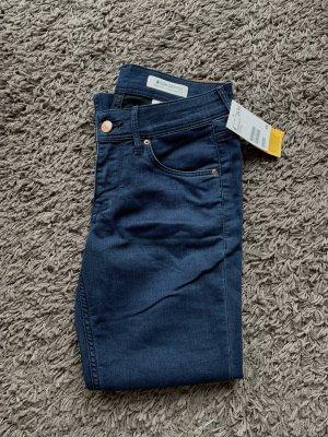 H&M Jeans a 3/4 blu scuro
