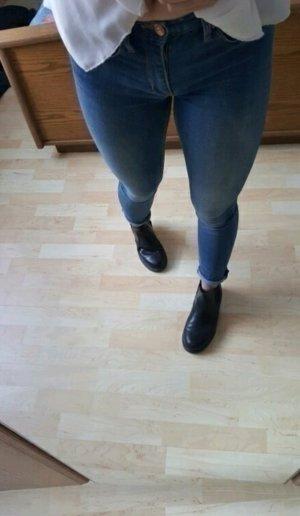 Blaue Jeans von H&M (Größe 152)