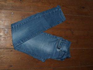 blaue Jeans von Madonna