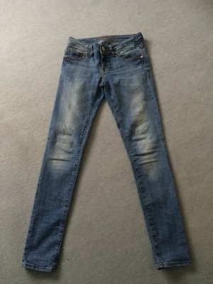 blaue Jeans von Mavi - Gr. S