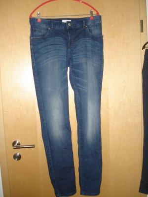 Blaue Jeans von OUI Gr. 40
