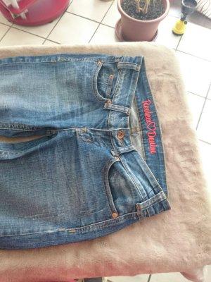 Blaue Jeans von Review Größe 36