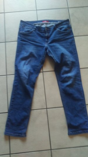 Blaue Jeans von s.Oliver in Größe 42