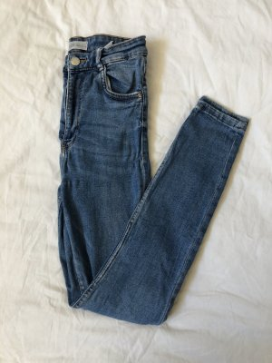 Blaue Jeans von ZARA