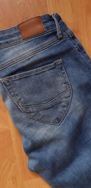 Cross Skinny Jeans blue