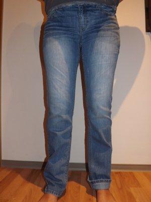Blaue Jeanshose Größe 40