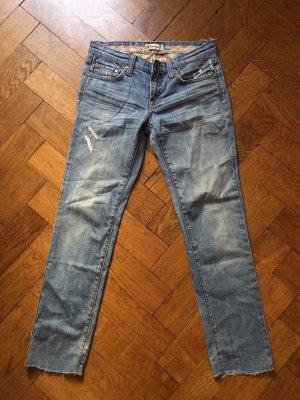 Blaue Jeanshose von Fracomina