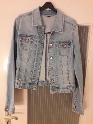 Blaue Jeansjacke Gr. 36 Pimkie neuwertig