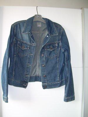 blaue Jeansjacke von Esprit Jeans Gr. M 40