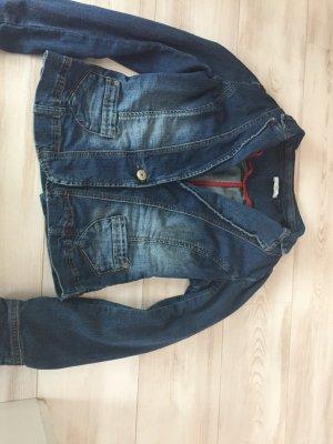 Blaue Jeansjacke von Promod