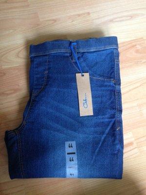 Blaue Jeggings Größe 44 C&A