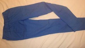 Blaue Jeggings von Pieces