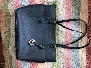 Michael Kors Shoulder Bag blue-steel blue