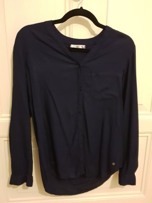 AJC Long Sleeve Blouse dark blue