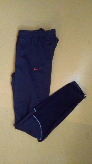 Blaue Laufhose Nike L
