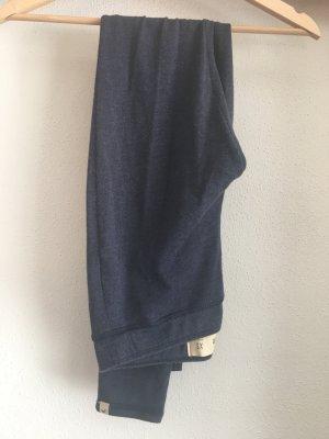 blaue leggings von hollister