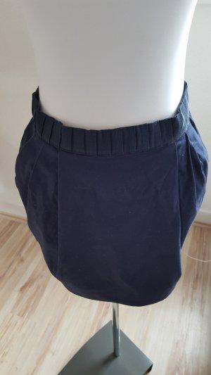 Blaue Minirock H&M