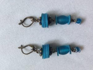 Blaue Ohrringe von Konplott