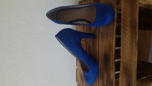 blaue Pumps von Graceland
