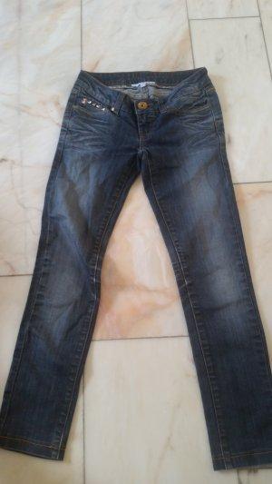 Tally Weijl Tube jeans blauw