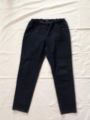 Blaue  Schlupf-Jeans