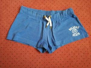 blaue Short / Hotpants Gr. S