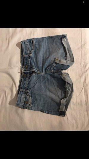 C&A Denim Shorts cornflower blue