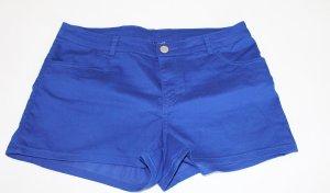 Blaue Shorts Hotpants Sommerhose H&M Divided