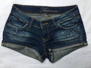 Blaue Shorts von Fishbone