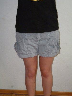 blaue Shorts von Tally Weijl
