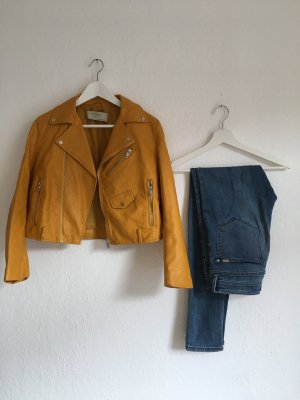 "Blaue Skinny Jeans ""Olivia"" von Mango"