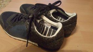 blaue Sneaker von Pepe Jeans