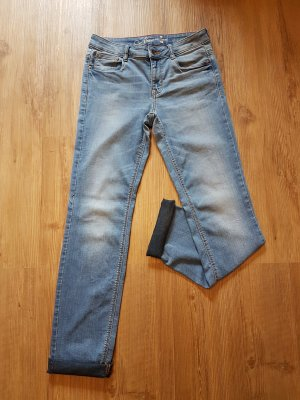 Blaue Stretch Jeans von Tom Tailor