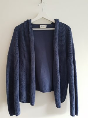 Blaue Strickjacke von Marc O'Polo